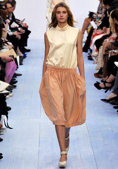 Chloe Fall 2012 RTW - #PFW #Fashion