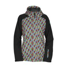 Bonfire Irvington Triad Print Jacket Jack Black Womens Snowboard Jacket * Be sure to check out this.