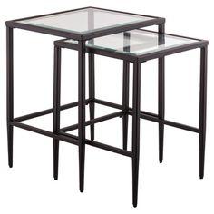 2-Piece Harlan Nesting Table Set (J&M $114.95)
