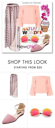 """""""Newchic Anniversary SALE! 10"""" by beauty-dcccv ❤ liked on Polyvore"""