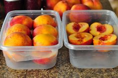 Nourishing Meals: Simple Ways to Preserve Fruit