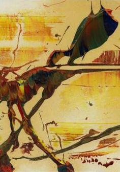 Gerhard Richter » Art » Oil on Paper » Untitled
