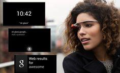 #GoogleGlass - Pair of Specs with Amazing Specs!