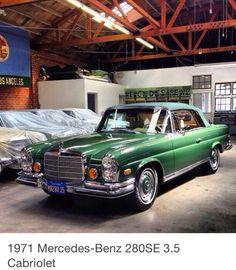280 SE 3.5 Cabrio