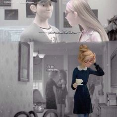 Tadahoney. I am not a big shipper of stuff like this, but this is really cute