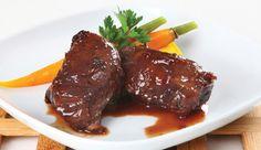 PORK CHEEKS /   Joue de porc / http://www.whichmeal.com/france/dishes/PORK-CHEEKS-491/