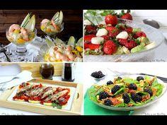 4 ensaladas muy navideñas🎄PARA TRIUNFAR !! - YouTube Dairy, Cheese, Herbalife, Diabetes, Youtube, Food, Gastronomia, Roasted Red Peppers, Apple Salad