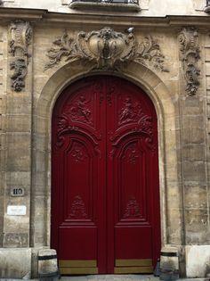 paris so many doors so little time