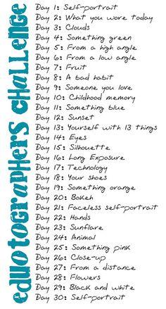 Edutographers Challenge List by Krissy.Venosdale, via Flickr