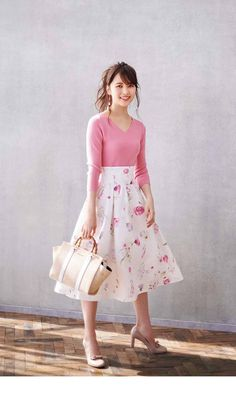 casual womens fashion that look trendy. Frock Fashion, Indian Fashion Dresses, Modest Fashion, Skirt Fashion, Fashion Outfits, Womens Fashion, Fashion Trends, Stylish Summer Outfits, Stylish Clothes For Women