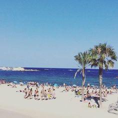 Barceloneta Beach #barcelona