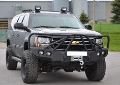 SWAT Suburban Presidential