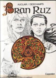 """Bran Ruz"" av Claude Auclair"