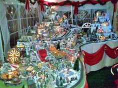 christmas+village+displays | christmas displays lemax villages christmas lights christmas displays ...