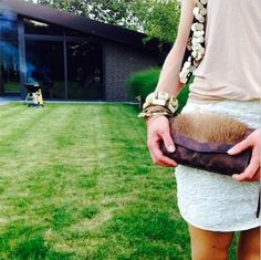Furry Louna bag by Marrakech Musthaves