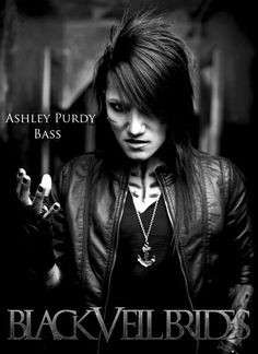 Ashley Purdy-Black Veil Brides