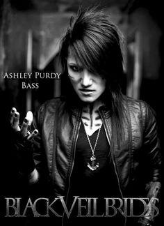 Ashley Purdy-Black Veil Brides