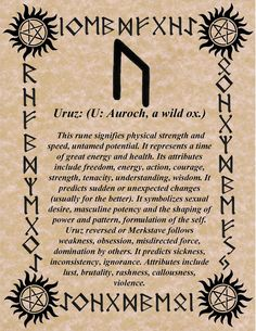 Image result for runes meaning