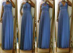 DIY Infinity Dress