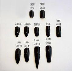 Cortes de uñas para chicas distraídas que las quiebran con facilidad