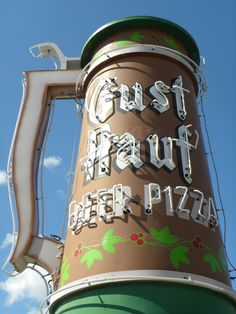 The Gust Hauf, Glendive, MT  Where we've had many gatherings and memories made. Birthday parties for years...and now we get to enjoy the beer too! :)