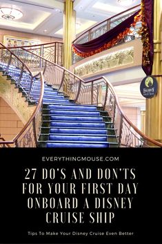 Disney Cruise Tips from the experts. What to do and what not to do on your first day onboard a Disney cruise ship. Embarkation tips for Disney Cruise Ships Disney Halloween Cruise, Disney Wonder Cruise, Disney Fantasy Cruise, Disney Cruise Ships, Disney Cruise Door, Disney Cruise Wedding, Disney Magic Cruise, Disney Honeymoon, Halloween 2018