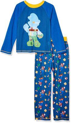 Wreck It Ralph 2 Boys Long Pyjamas Kids 2 Piece Character Pjs Set Gift Size