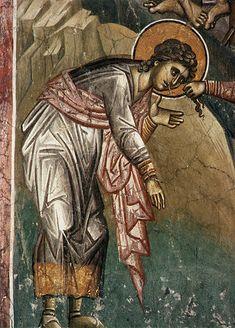Raphael Angel, Archangel Raphael, Byzantine Icons, Byzantine Art, Russian Icons, Russian Art, Albrecht Durer, Orthodox Icons, Angel Art