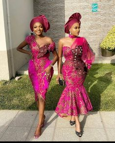 african dress styles Trendy Aso Ebi Gown Styles for Beautiful African Fashion Ankara, Latest African Fashion Dresses, African Dresses For Women, African Print Dresses, African Print Fashion, African Attire, African Lace Styles, Ankara Styles, Nigerian Dress Styles