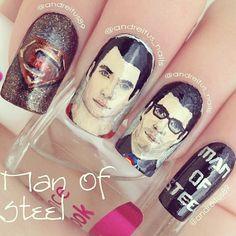 Superman nails!!