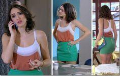 moda da novela cheias de charme - cida capítulo 18 de agosto de 2012