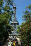 A little bit of #Paris in #Prague! Petrin Observation Tower. #GowithOh