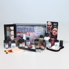 Mehron Special FX Effects Kit *BEST SELLER*