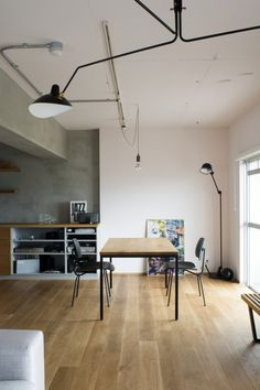 kitorepe | キトレペ 建築設計事務所 Arch Interior, Room Interior, Interior Architecture, Interior And Exterior, Interior Design, Cool Rooms, Home Office Decor, Office Interiors, House Rooms