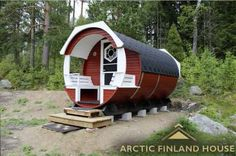 Camping-Tonne, Camping-Fass
