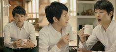 Song Joong Ki 송중기 as the latest Coffee Maxim endorser