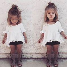 Coachella inspired kids outfit