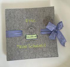 Fotoalbum & Gästebuch - ☆ Fotoalbum zur Geburt / Taufe Einschulung ☆ - ein Designerstück von thoga-kreativ bei DaWanda