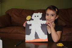 iCreate: Mummy Craft