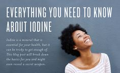Iodine is a necessary mineral that your body can't produce itself. It must be consumed from an outside source through food or an iodine supplement. The USDA recommends that most adults consume 150 micrograms of iodine per day, and pregnant and nursing women should consume about twice that much.  An iodine deficiency is not something to take ...