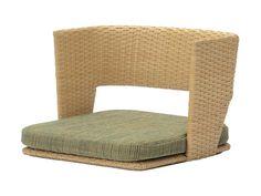 FLYMEe Japan-Style COCON ZAISU / フライミージャパンスタイル ココン 座椅子(ナチュラル) - インテリア・家具通販【FLYMEe】
