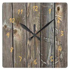 reloj de madera viejas.com - Buscar con Google