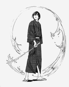 Manga - Noragmi - Yato <3
