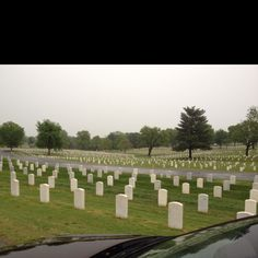 To those who served to protect our freedoms...  Armed Services Cemetery Nashville TN
