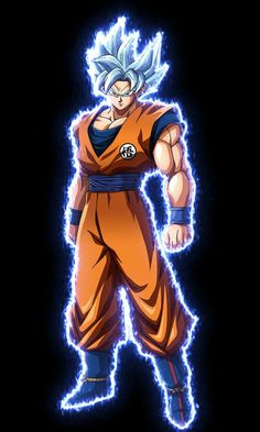 Dragon Ball Fighter Z Goku Perfect Ultra Instinct