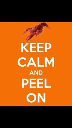 Crawfish time! Crawfish Season, Low Country Boil, Fresh Lobster, Funny New, Football Food, Picture Quotes, Keep Calm, Louisiana, New Orleans