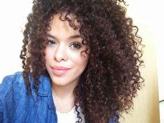 Rayza Nicácio  curly hair - Natural hair - cabelos cacheados - cachos naturais