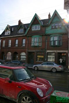 Beaconsfield Village - Sage Real Estate Ltd. Disraeli, British Prime Ministers, Queen Victoria, Main Street, Toronto, The Neighbourhood, Real Estate, Explore, The Neighborhood