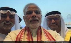 Prime Minister Narendra Modi's visit to a labour camp at Abu Dhabi on Sunday to emphasize on New Delhi's concern about the interests of its migrant workers assisting to build extravagant skyscrapers, hotels and museums in the oil-rich Gulf state