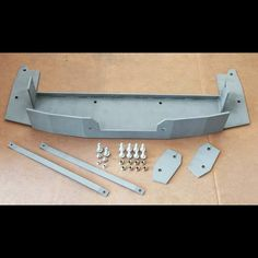 Jeep Grand Cherokee Winch Mount Hidden. Made of 1/4 steel plate and mounts to your vehicle using eight (10) bolts. The hidden winch mount is custom made and test-fit on our own WJ before shipping